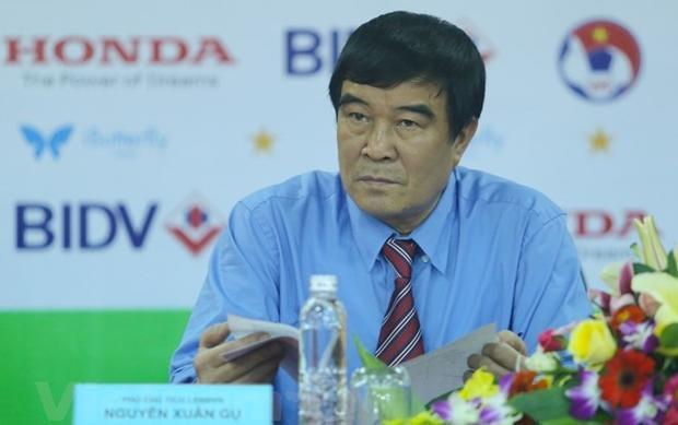 Ông Nguyễn Xuân Gụ từ chức phó chủ tịch VFF.