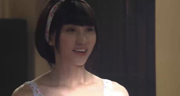 Ngân Khánh trong vai Thanh Trà.