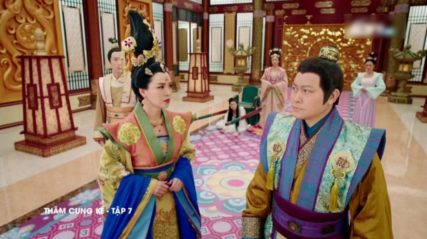 Tập 7 Thâm cung kế: Rơi nước mắt trước chân tình của phò mã dành cho Thái Bình công chúa
