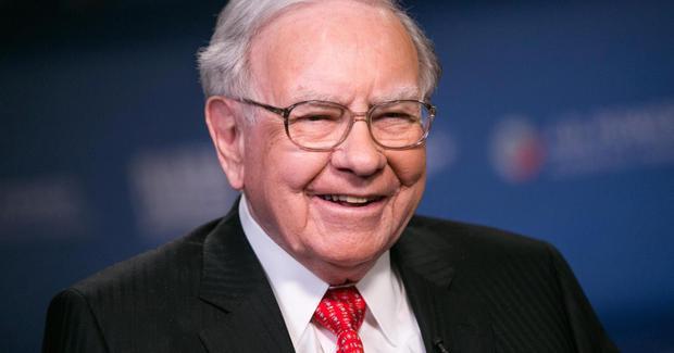 Tỷ phú Warren Buffett, chủ tịch kiêm CEO của công ty đầu tư Berkshire Hathaway. Ảnh: CNBC