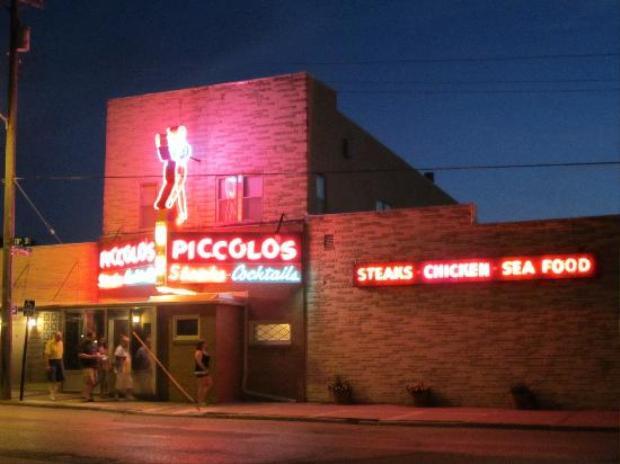 Nhà hàng Piccolo's. Ảnh: Instagram