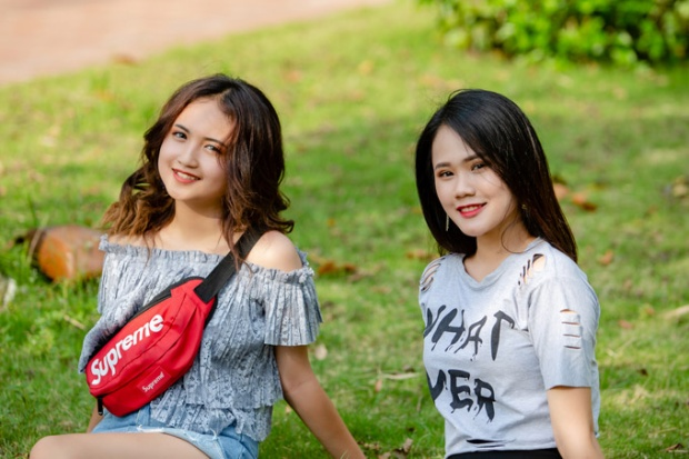 Ba con gái lớn xinh đẹp ở tuổi dậy thì của Anh Tú Dưa Hấu