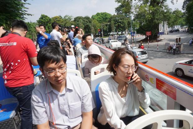 Theo lãnh đạo Trancerco, buýt 2 tầng phục vụ loại hình du lịch linh hoạt, kết hợp giữa vận chuyển và tham quan các danh thắng nổi bật của Hà Nội. Tuyến buýt 2 tầng đầu tiên có lộ trình đi qua 25 tuyến phố với 13 điểm dừng. Người dân sẽ được tham quan 30 điểm du lịch tại Hà Nội.