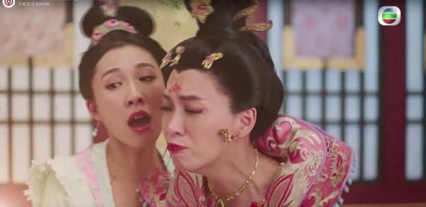 Quá trình trở thành Thái Bình công chúa của Trần Vỹ trong Thâm cung kế