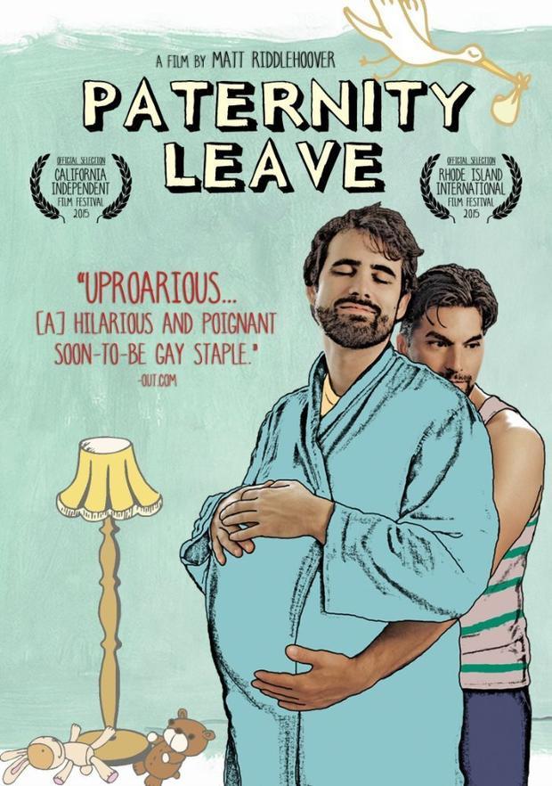 Khi đàn ông mang bầu được kể bằng ngôn ngữ điện ảnh trên thế giới