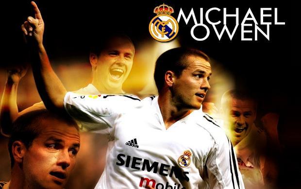 Quyết định chuyển sang Real Madrid khiến sự nghiệp Owen thay đổi hoàn toàn