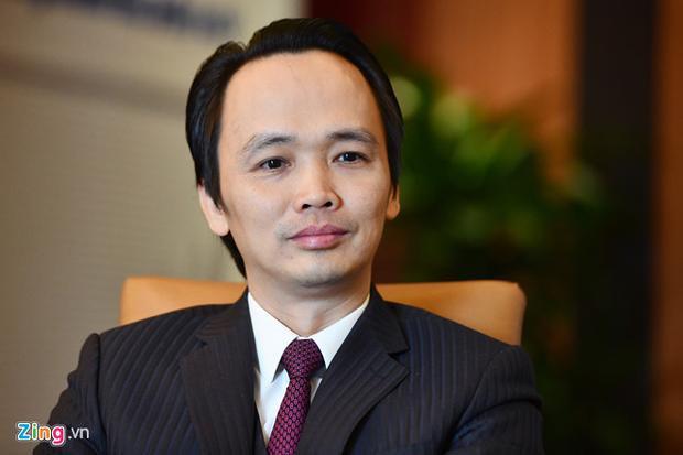 Đại gia Trịnh Văn Quyết chỉ còn đứng vị trí thứ 4 trong danh sách đại gia sàn chứng khoán Việt. Ảnh: Hoàng Hà.