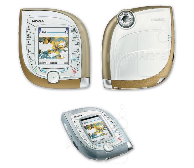 11 mẫu điện thoại kì quặc nhưng vạn người mê của Nokia