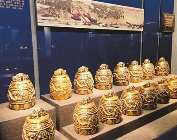 Bảng tàng Cố Cung lưu giữ một số lượng lớn các bảo vật vô cùng có giá trị. Ảnh: Baidu