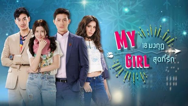 Esther Supreeleela sắp đóng 'My Girl' bản Thái, mong cỡ nào cũng khó chịu nổi tạo hình quê mùa sến súa này