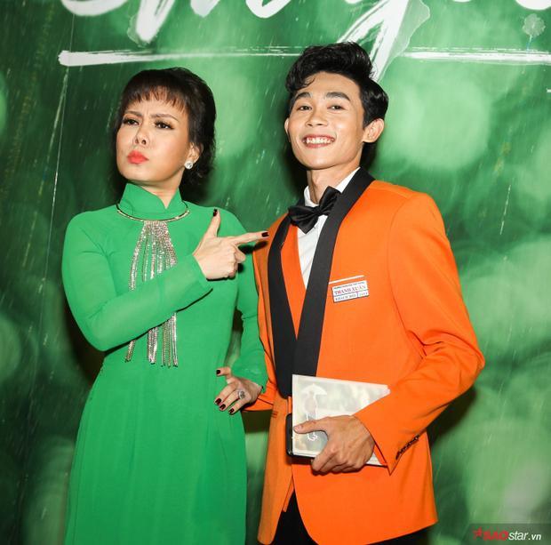 Việt Hương và Hồng Thanh