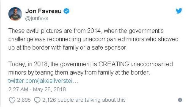 Sự thật sau những bức ảnh trẻ nhập cư bị nhốt trong lồng sắt ở Mỹ đang gây bão mạng