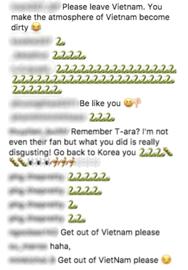 """Cô nàng Hyoyoung cũng bị """"khủng bố"""" Instagram giống như Woossi."""