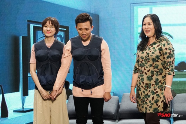 Tập 2 Khi đàn ông mang bầu: Hứa Vĩ Văn Kỳ Duyên thắng toàn tập, Trấn Thành đòi rời khỏi đội của Hari Won