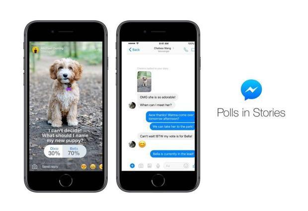 """Người dùng Facebook đã có thể """"hỏi ý kiến 500 anh em"""" tương tự như Instagram."""