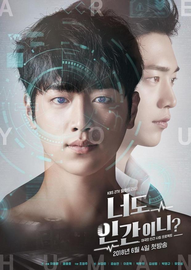 Seo Kang Joon sẽ đóng cả hai vai Nam Shin và robot cùng tên