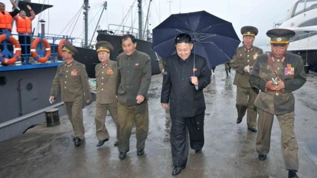 Tàu hoả, máy bay và du thuyền: Đây là những phương tiện di chuyển của lãnh đạo Triều Tiên Kim Jong-un