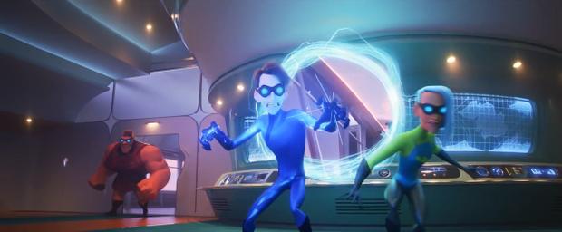 Điểm mặt dàn siêu anh hùng mới toanh, chẳng biết xịn hay dởm trong 'The Incredibles 2'