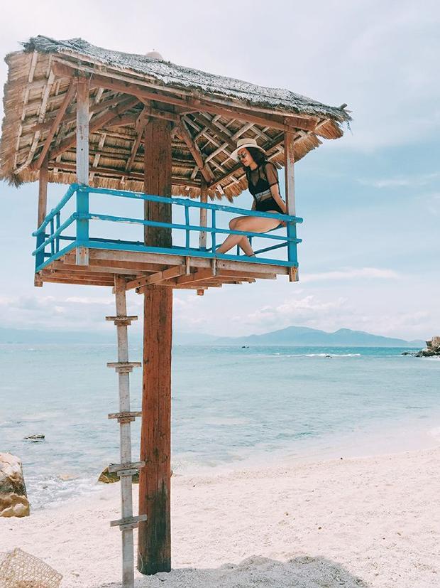 Những chòi canh. Ảnh: FB Nguyễn Ngọc Hòa