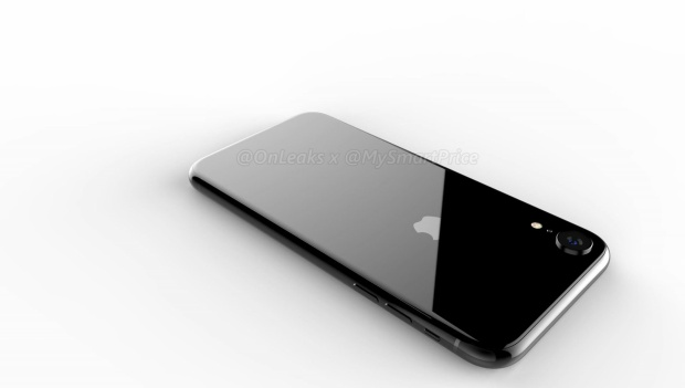 Nếu tin đồn xác thực, chiếc máy này sẽ dày hơn iPhone X khoảng 0,6 mm.