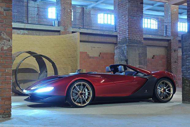 Với số lượng giới hạn chỉ là 6 chiếc, Ferrari Pininfarina Sergio có mức giá khởi điểm lên đến 3 triệu USD. Xe được phát triển dựa trên nguyên mẫu Ferrari 458 Spidervà được studio thiết kế lừng danh Pininfarina thực hiện. Pininfarina Sergio sở hữu động cơ V8 dung tích 4.5L, hút khí tự nhiên, công suất 597 mã lực. Xe có thể tăng tốc từ 0-100 km/h chỉ trong 3 giây trước khi đạt tốc độ tối đa 320 km/h.