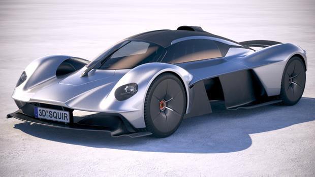 Aston Martin Valkyrie là dòng xe thuộc dự án phát triển của Aston Martin và Red Bull Racing.Theo Aston Martin, dòng xe Valkyrie sẽ chỉ được sản xuất với số lượng giới hạn 150 chiếc cho bản thương mại và 25 chiếc phiên bản đường đua. Theo tiết lộ của giám đốc kỹ thuật Red Bull Racing - Adrian Newey: Aston Martin được trang bị động cơ 6,5 lít V12 với công suất 1.130 mã lực.