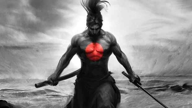 Đi cùng với samura Nhật Bản luôn là thanh kiếm tượng trưng cho linh hồn của họ. Ảnh minh họa.
