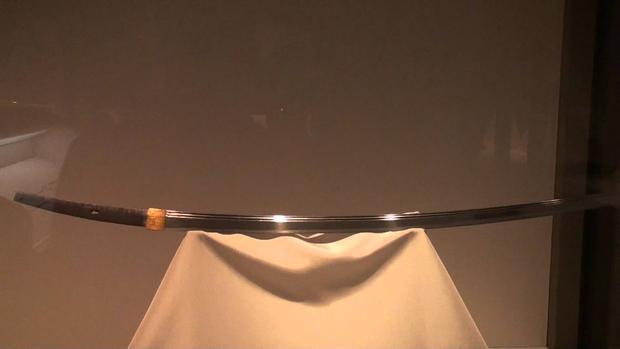 Bảo kiếm Muramasa hiện đang được trưng bày tại bảo tàng quốc gia Nhật Bản.