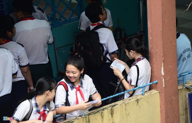 Những thí sinh không trúng tuyển có thể chọn học trường quốc tế, trường ngoài công lập hoặc giáo dục thường xuyên, trường nghề…