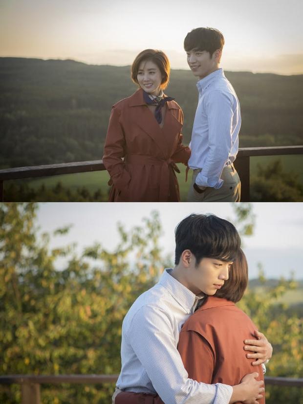 """Mẹ của Lee Min Ho trong """"Những người thừa kế"""", nữ diễn viên Kim Sung Ryung sẽ đóng vai mẹ của Seo Kang Joon trong phim này"""
