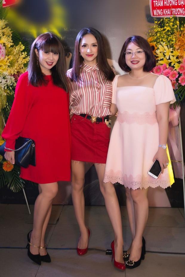 Chị em Lưu Thiên Hương,…