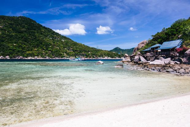 Du lịch Thái Lan - khám phá đảo Điệp Sơn phiên bản Thái
