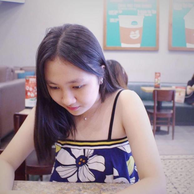 Em gái Bảo Anh gây thương nhớ với vẻ đẹp trong sáng dịu dàng của thiếu nữ 16