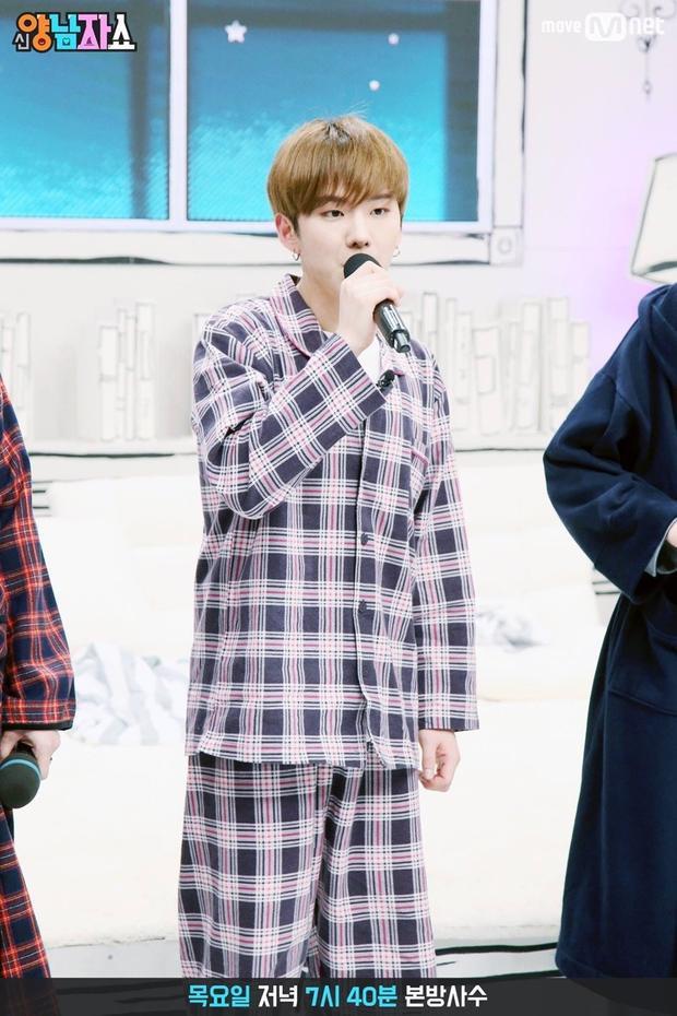 Vẻ mặt baby nhưng lại ẩn chứ tài năng lạ thường của Kihyun.