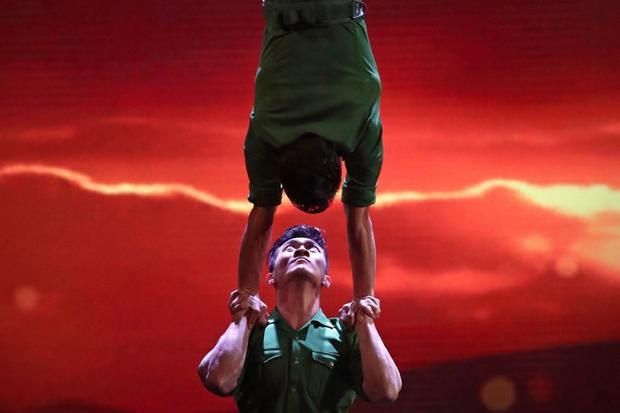 Quốc Cơ  Quốc Nghiệp và Britains Got Talent: Hành trình hùng vĩ vượt lên chính giấc mơ Guinness