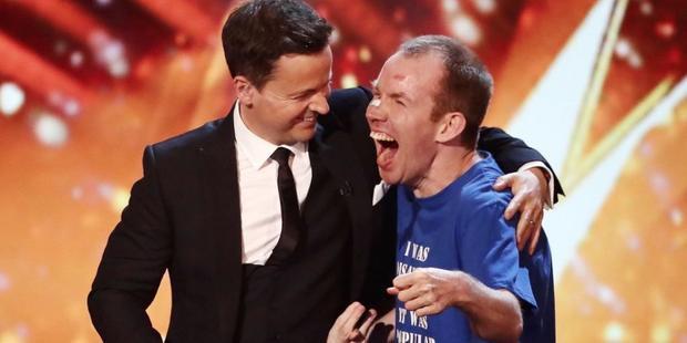 Không phải Quốc Cơ  Quốc Nghiệp, anh chàng mất tiếng này mới là quán quân Britains Got Talent 2018