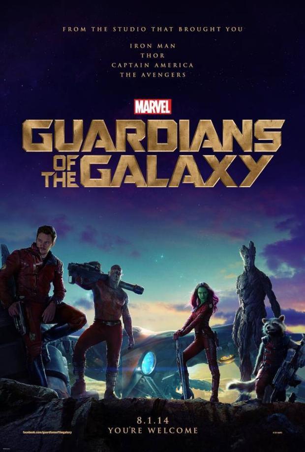 """""""Guardians of the Galaxy"""" là dấu mốc thành công mà MCU luôn tự hào."""