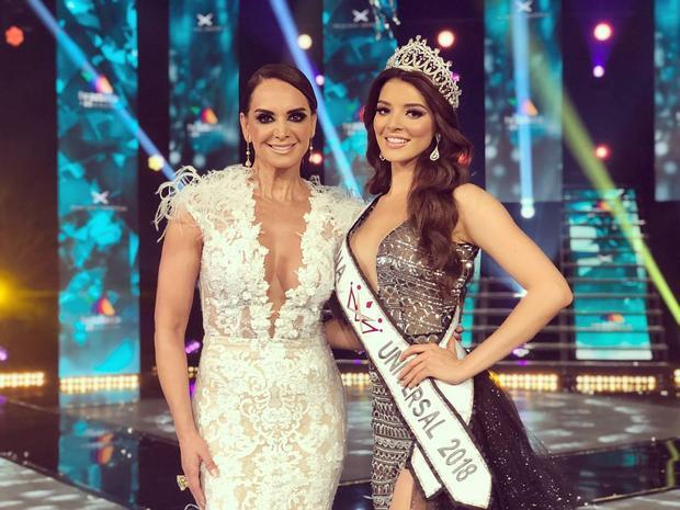 Năm nay, đại diện cho Mexico tại cuộc thi Hoa hậu Hoàn vũ 2018 làAndrea Toscano. Cô là sinh viên ngành dinh dưỡng học, kiêm người mẫu.