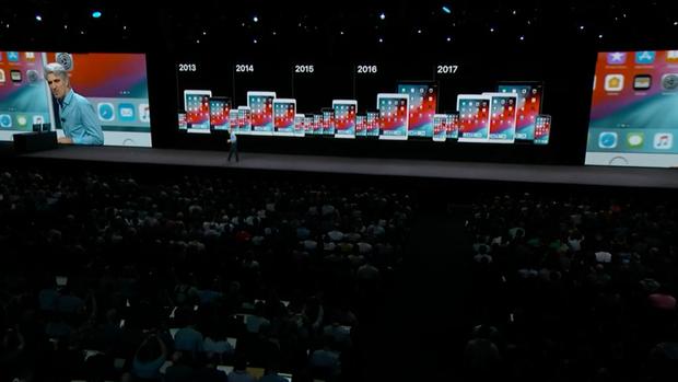 iPhone 5s là chiếc smartphone đã ra mắt từ tháng 9 năm 2013.