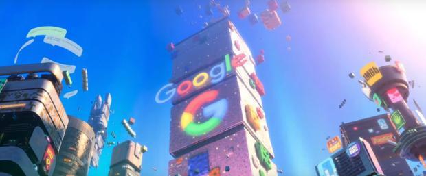 Gã khổng lồ Google