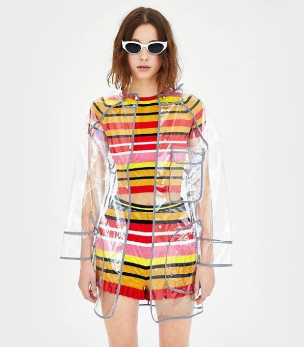 Có ai nghĩ được áo mưa lại có thể đến ngày biến hóa siêu ngầu thế này không?