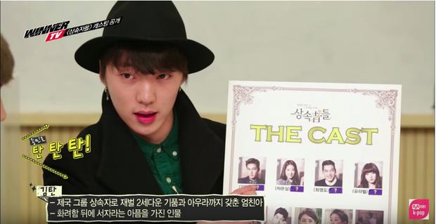 Nhà sản xuất chính của The Heirs phiên bản bá đạo chính là Seungyoon.