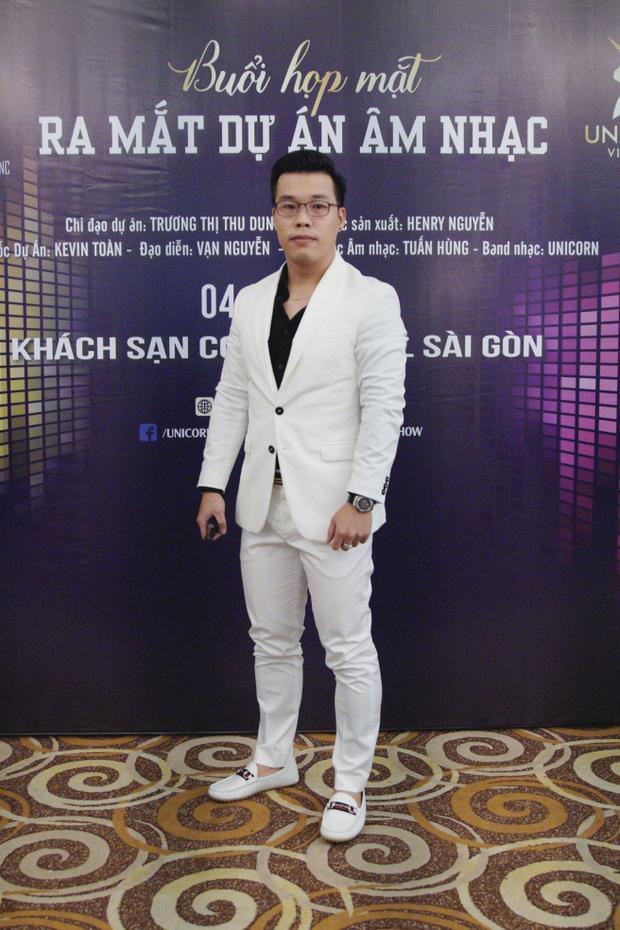 Doanh nhân trẻ Kevin Đức Toàn.