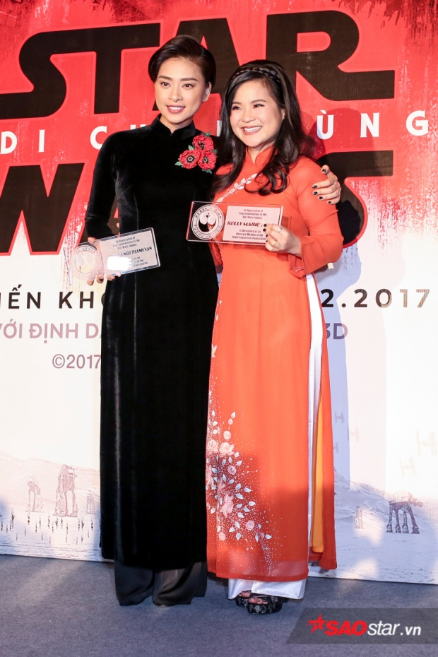 """Hình ảnh của nữ diễn viên gốc Việt và """"đả nữ"""" Ngô Thanh Vân đã nhận được sự chú ý của truyền thông và khán giả quốc tế."""
