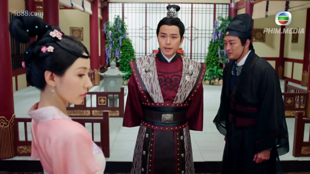 Cho đến giờ, Nguyên Nguyệt mới biết Hà Li chính là người đã thẳng tay trừng phạt quân sai từng đánh đập mình ở lao ngục lúc trước, và cũng chính y đã tuốt kiếm uy hiếp y sư cứu mạng cô kịp thời