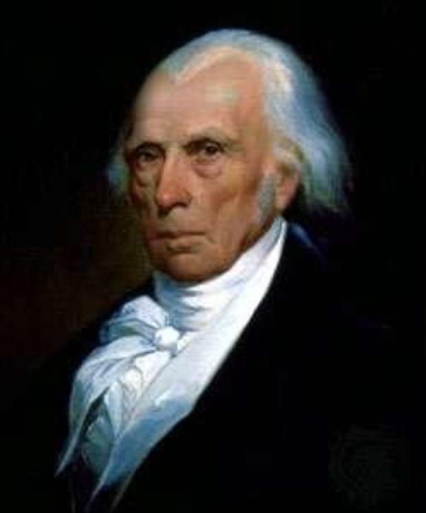 35. James Madison là Tổng thống thấp nhất trong lịch sử (1m62). Ảnh: Tổ chức nghiên cứu lịch sử New York