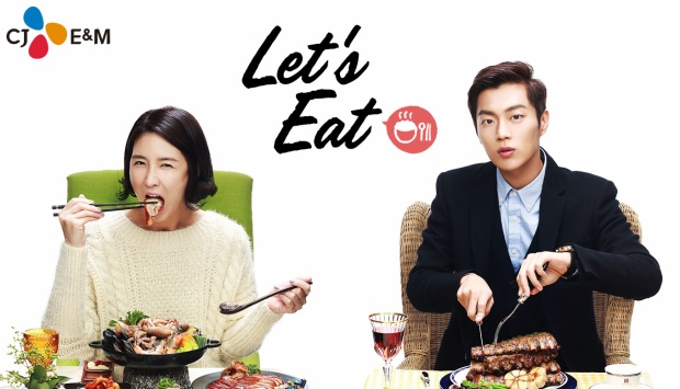 """Poster của """"Let's Eat""""."""