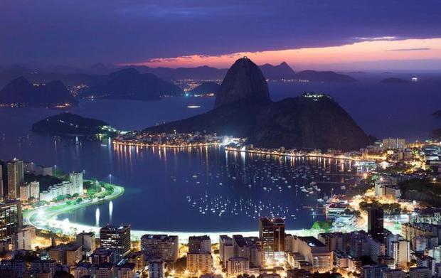 Hạ Long dẫn đầu top những vịnh đẹp nhất thế giới