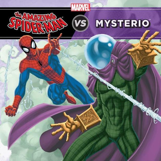 Nhưng hiện tại thì anh sẽ là một phản diện của nhà Marvel và đối đầu với Spiderman.