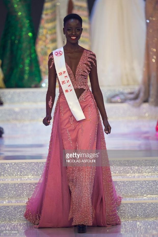 """Liệu Huyền My có đánh bại nhan sắc """"da màu"""" này để tiến thẳng vào top 16 Miss Grand Slam - Hoa hậu của các Hoa hậu 2017 ?.Kết quả sẽ được chuyên trangGlobal Beauties công bố với công chúng trên toàn thế giới trong thời gian sớm nhất."""
